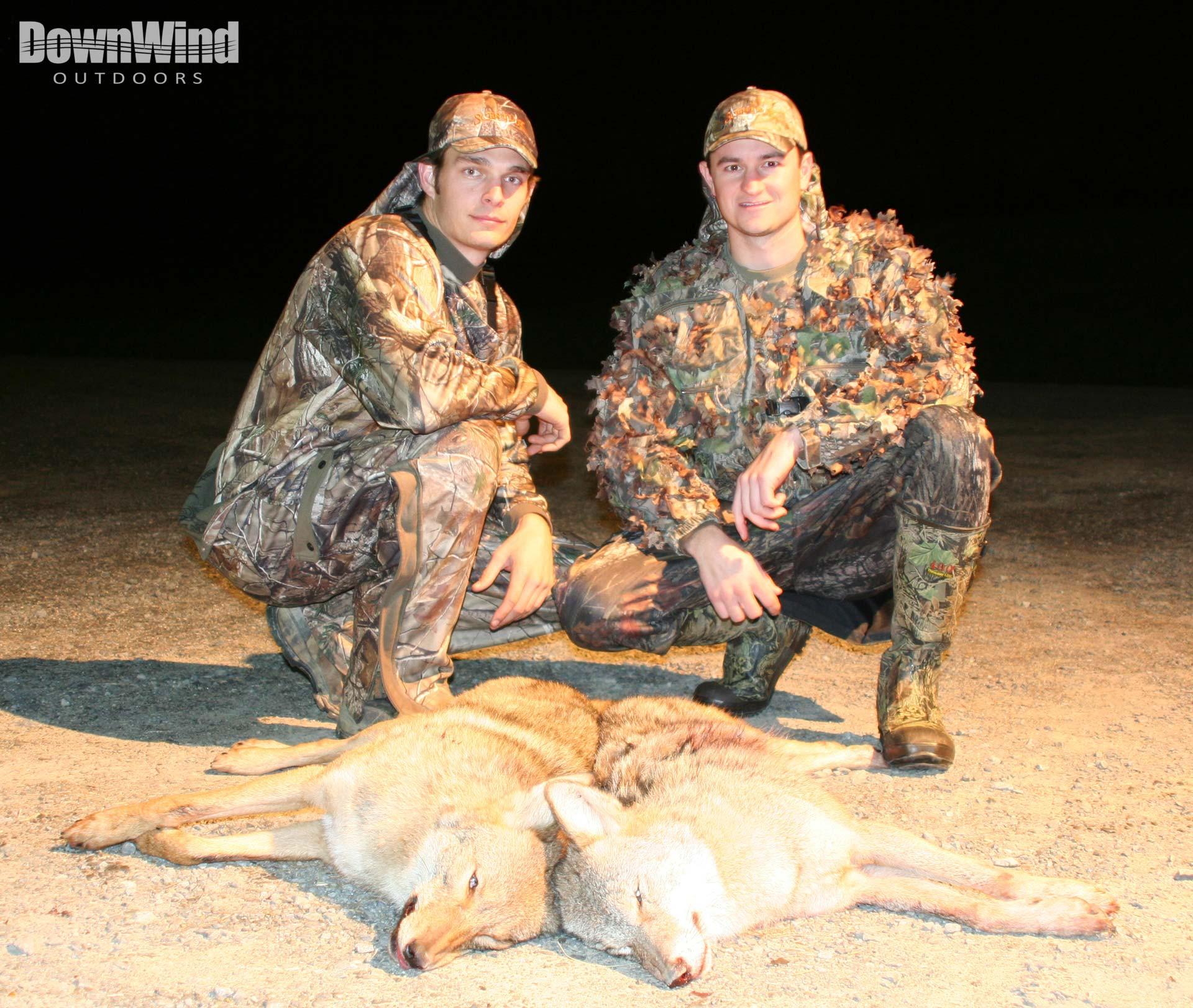 Coyote Double